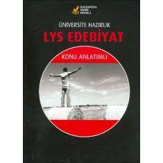 Eksen Yayıncılık LYS Edebiyat Anlatım Kitabı