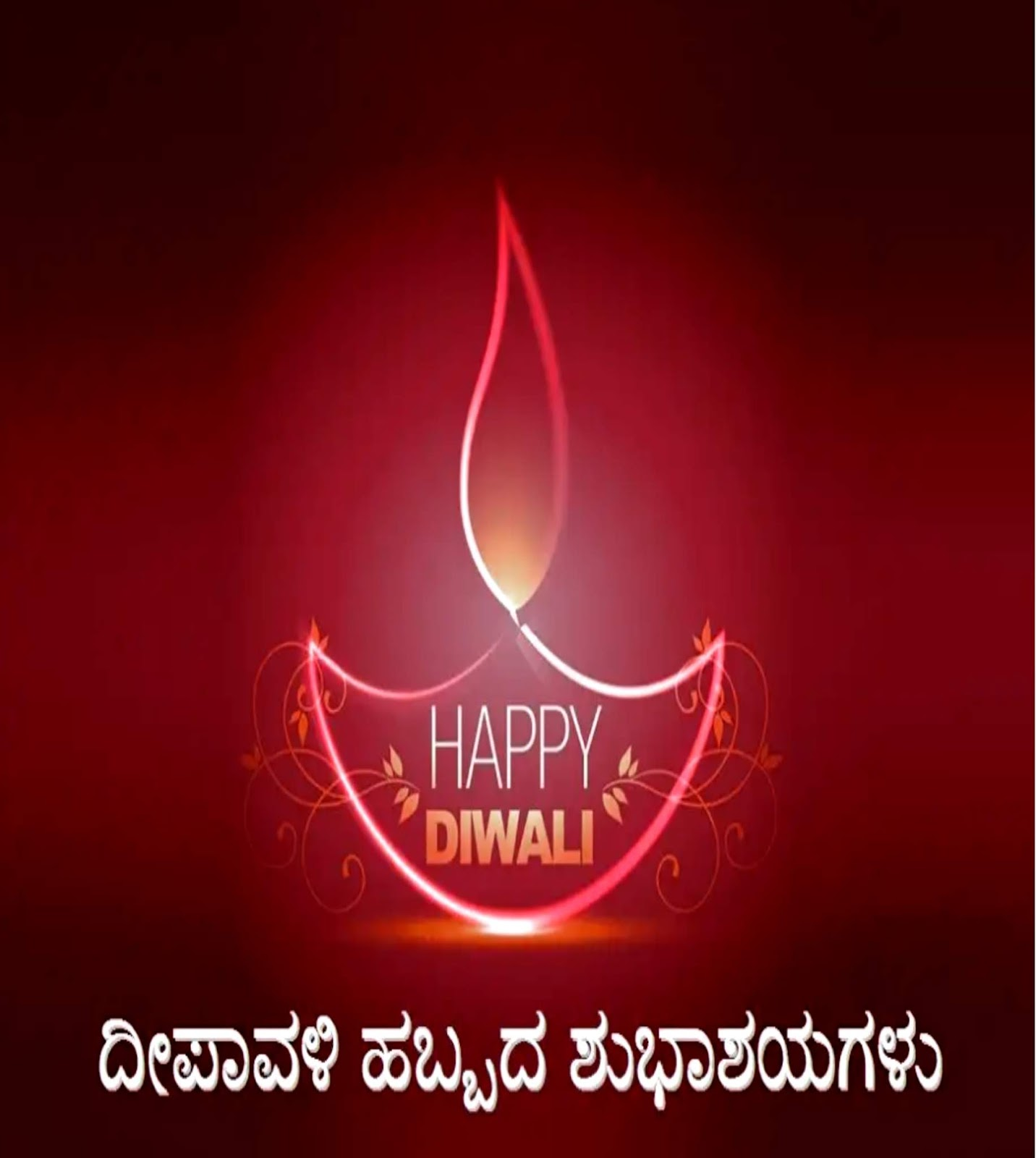 Happy Diwali Greetings In Kannada 2018 Free Download Hd