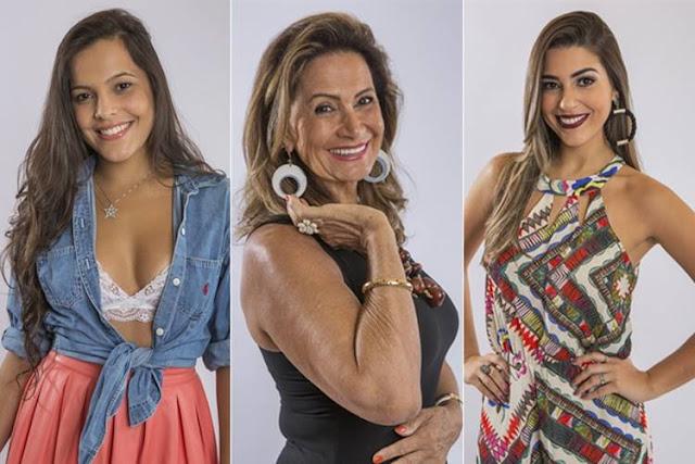 Quem merece vencer o BBB17  Emily,Ieda ou Vivian?