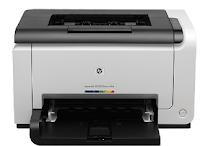 Work Driver Download HP LaserJet Pro CP1025