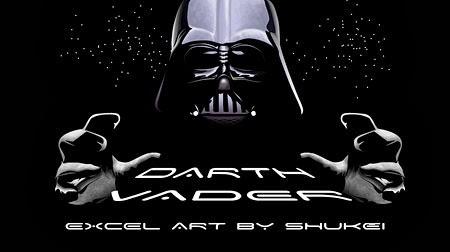 Darth Vader - Excel