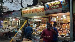 kishmish market near muktidham temple