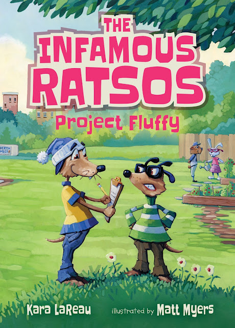 fcbc1bce48697 Borrow The Infamous Ratsos  Project Fluffy from your school or public  library. Whenever possible