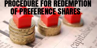 Procedure-Redemption-Preference-Shares