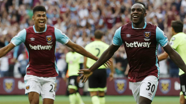 [Video] Cuplikan Gol West Ham 1-0 Bournemouth (Liga Inggris)