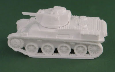 Hungarian 38M Toldi Light Tank picture 1