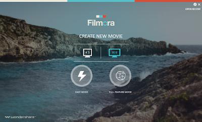 تحميل  برنامج Filmora Video Editor لتعديل الفيديو واضافة التأثيرات - Download Filmora Video Editor