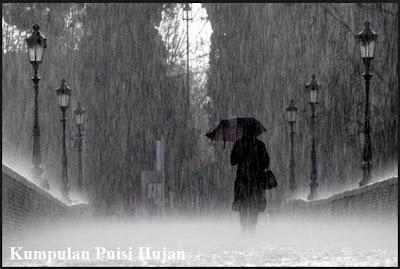 #5 Puisi Tentang Hujan
