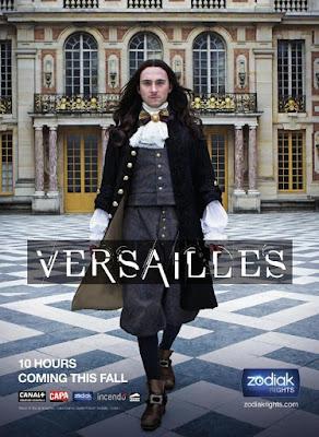 Versailles S01 DVD R2 PAL Spanish