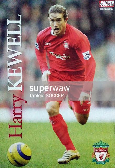 Harry Kewell Liverpool 2004