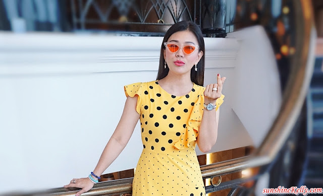 Polka Dots Attacks, Voir Malaysia, Voir, Polka Dots Trend, Fashion, Polka Dots Lookbook, Polka Dots ootd, Polka Dots clothes