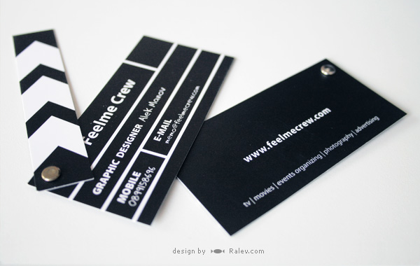 15 Unique Business Cards and Creative Business Card ...
