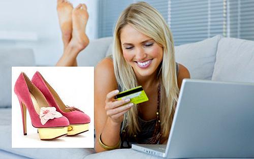 Tips Membeli Sepatu Wanita Online