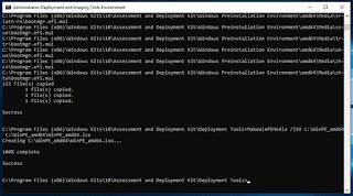 Tải về Windows ADK cho Windows 10, version 1809 cài đặt offline