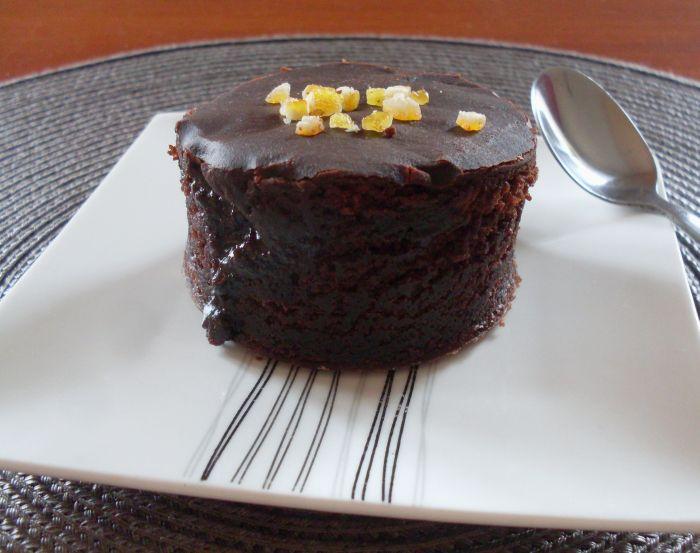 Ciasto czekoladowe z colą