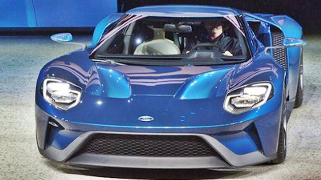 2017 Ford Mustang GT40 Ecoboost