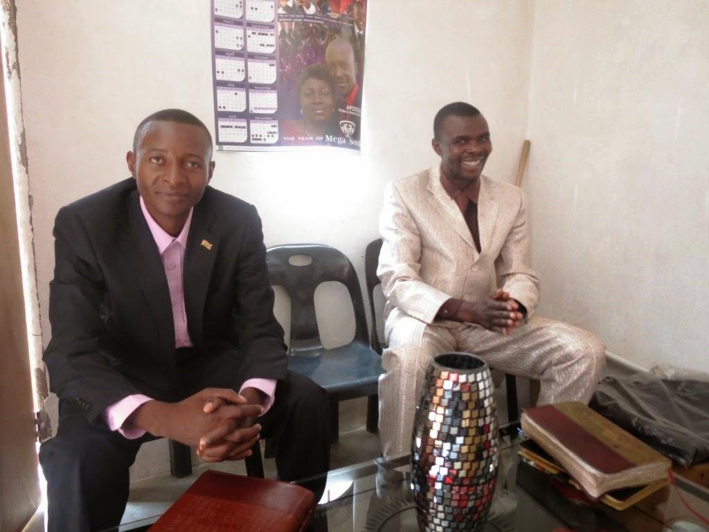 Prophet Nyamazana