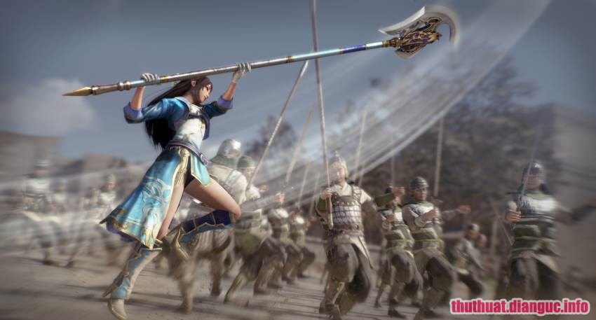 Game Dynasty Warriors 9 Fshare
