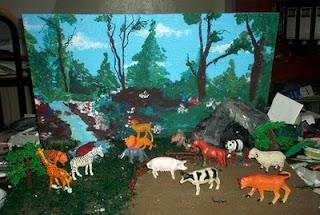 Maqueta De Animales Imagui
