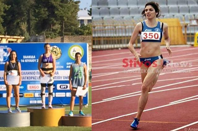 Γ. Γκιόλας :Συγχαρητήρια σε Γιαννοπούλου και Δήμα για τα μετάλλια σε Βαλκανικό και πανελλήνιο πρωτάθλημα στίβου