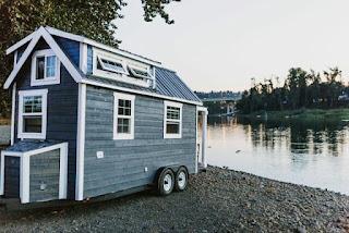 Een caravan kan ook zo comfortabel zijn als uw eigen huis