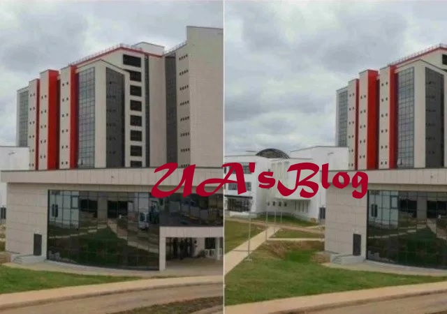 EFCC Office In Abuja Gutted By Fire