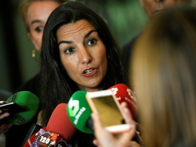 «Alt News» da su apoyo a Rocío Monasterio tras ser investigada por delito de odio