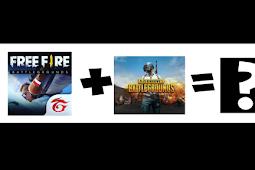 Inilah Jadinya Jika Game PUBG M Dan Free Fire Di Satukan