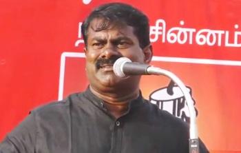 Seeman Speech 26-04-2016 Kovilpatti
