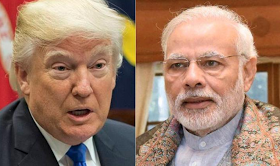 India hits back at Trump over his statement on climate change
