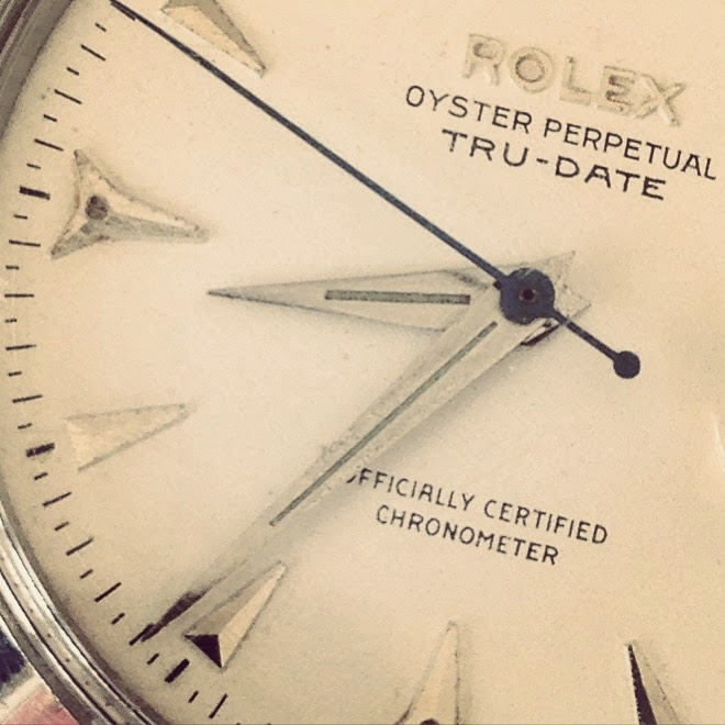 VINTAGE ROLEX WATCHES: Q: WHAT ARE DAUPHINE HANDS ?