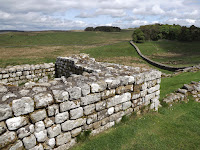 Housesteads Roman Fort Northumberland