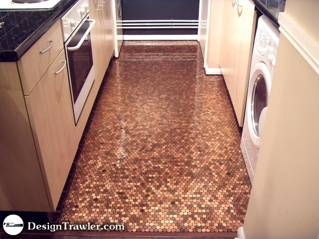 Reglazing Tile Design Trawler: Tread Softly. You Tread on my Dreams.