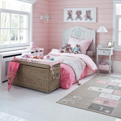Pink Bedrooms Ideas 1