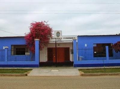Escuela 81019 Josefina Gutierrez Fernández - Chocope
