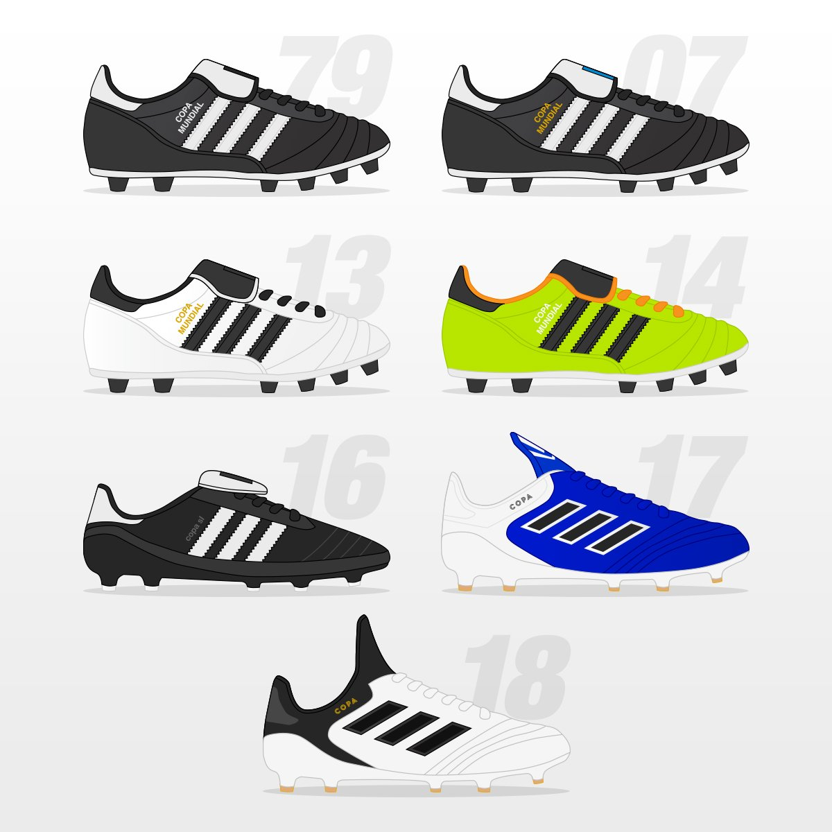 020d5af7a93 We take a look at the full history of the Adidas Copa