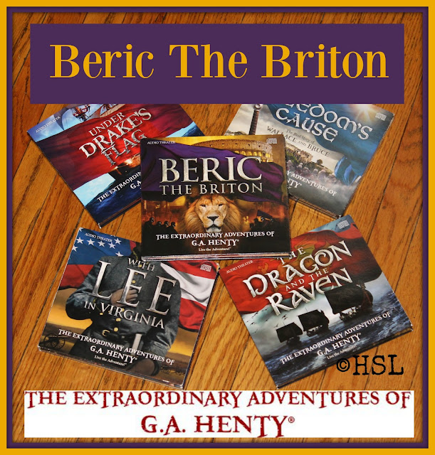 Beric the Briton, Heirloom Audio Productions, Audio Theater