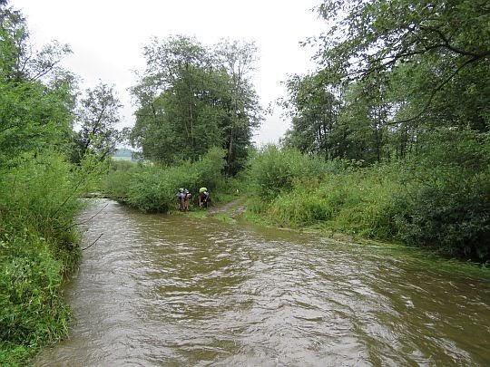 Rzeka Mochnaczka.