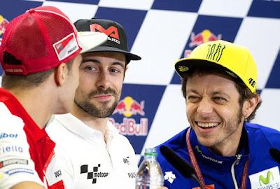 Rossi Keceplosan: Kontrak Lorenzo dan Ducati Sudah Fix!