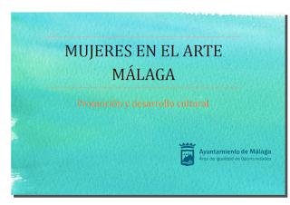 Catálogo de Mujeres en el Arte en Málaga