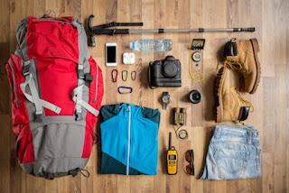 Daftar Perlengkapan Yang Harus Dibawa Ketika Mendaki Gunung