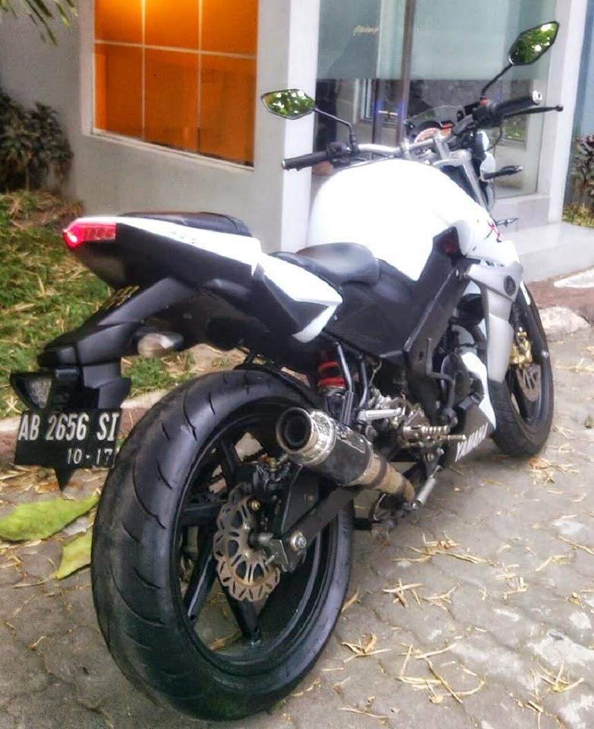 Foto Motor Honda Modifikasi Cb150r Minimalis Full Fairing