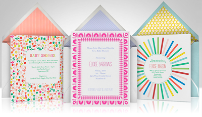 paperless post electronic invitations design inspiration