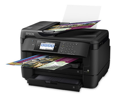 Epson WorkForce WF-7720 Driver Download