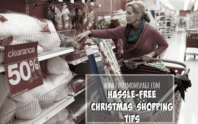 Hassle-Free Christmas Shopping Tips