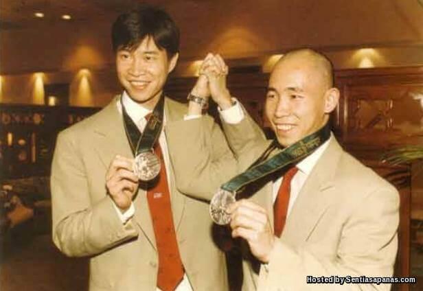 Cheah Soon Kit dan Yap Kim Hock