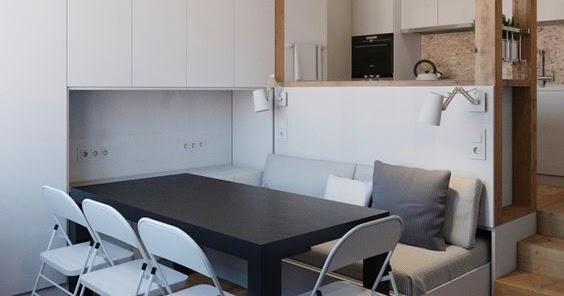 Ahorra espacio con muebles de madera espacios en madera - Metro cuadrado muebles ...