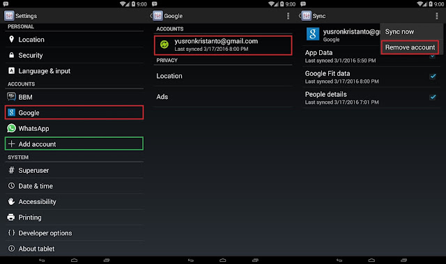 Cara Memperbaiki Error retrieving information from server. [RH-01] di Google Play