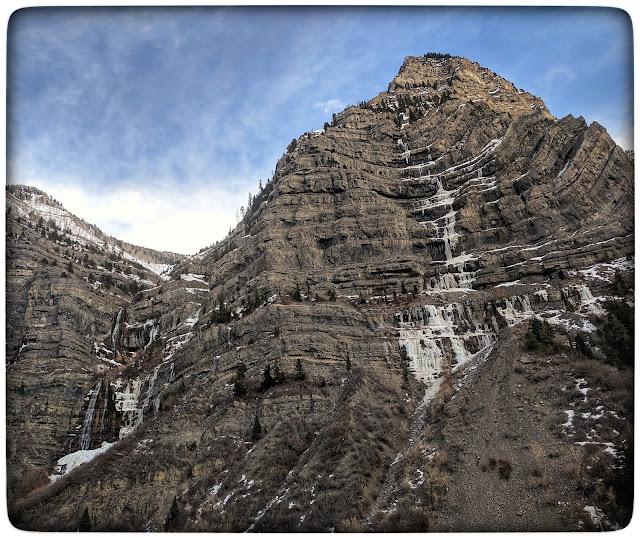 Cascade Mountain, Utah