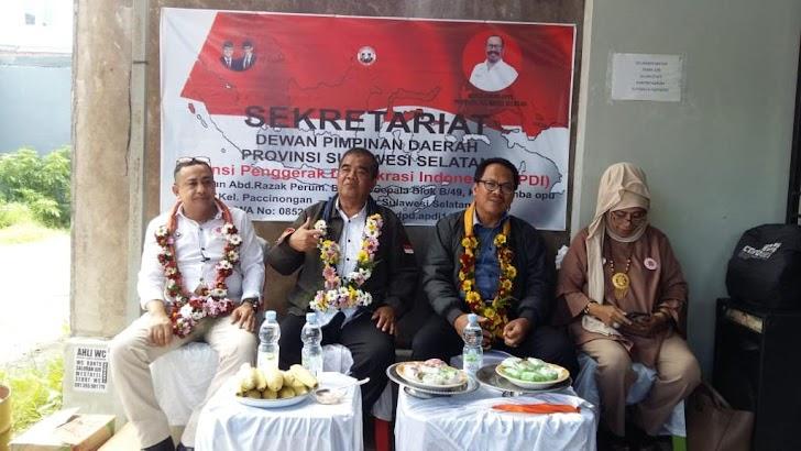 Silaturahmi Dan Pengukuhan Pengurus APDI Satgas Pemenangan Prabowo-Sandi, DiSerbuuu...!!!